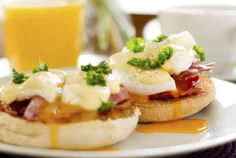 The Engine House Bistro - Choice of Breakfast with Drink for Two or Four - Save 40%