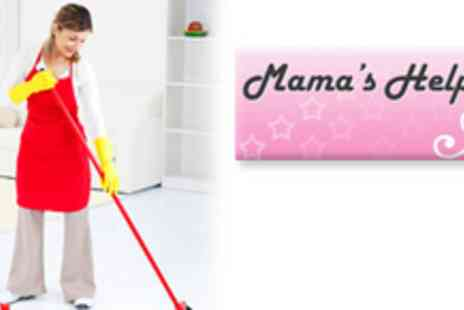 Mamas Help - £35 For A £100 Voucher To Spend On Carpet And Upholstery Cleaning - Save 65%