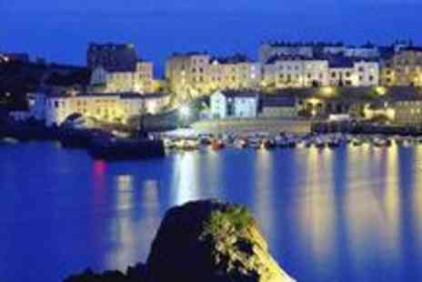 Strathmore Hotel - Two night break for two including breakfast in Tenby - Save 61%