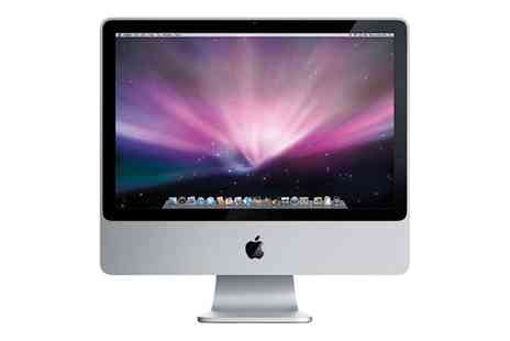 Wesellmac - Refurbished Apple iMac 20 Inch Core 2 Duo 4GB RAM with Keyboard and Mouse With Free Delivery - Save 0%