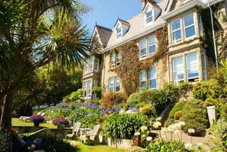 Hotel Penzance - One to Three Nights Stay For Two With Breakfast, Dinner and Prosecco - Save 56%