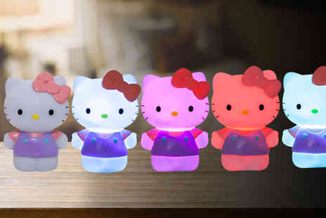 Heads Group - Hello Kitty night light - Save 46%