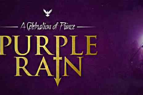 Curated by Groupon Events - A Celebration of Prince, General Admission Tickets - Save 0%