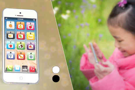 MyGifts4U - Childrens Y Phone Toy Two Colours - Save 70%