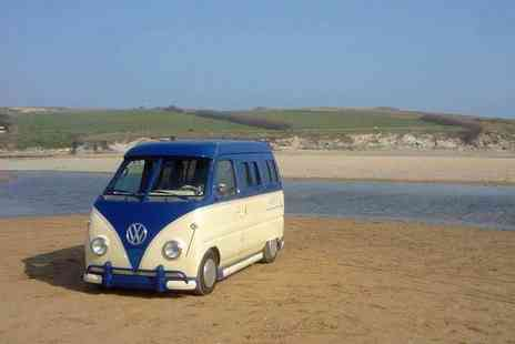 Kernow Kampers - Minidub campervan hire for one,two or three night for two - Save 45%