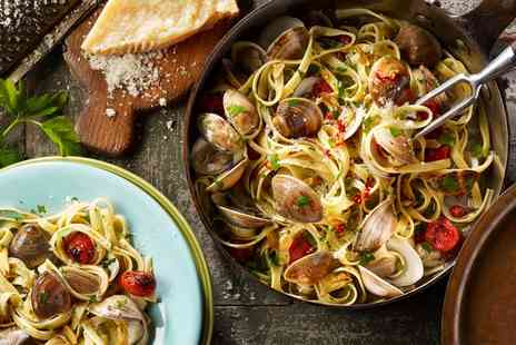 Salotto31 - Two Course Italian Dinner for Two or Four - Save 0%