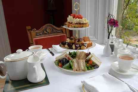 Ashmount Country House - Afternoon Tea with Optional Gin and Tonic for Two - Save 0%