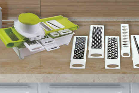 Home and Kitchen Direct - 5 in 1 Multichopper - Save 67%