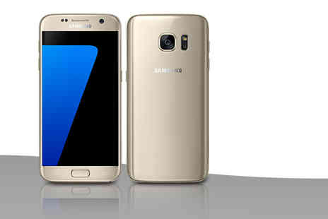 buymobiles - Samsung Galaxy S7 Edge when you sign up to a 24 month 4G contract  Plus Delivery Included - Save 91%