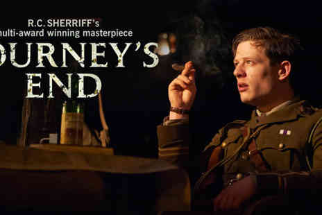 Duke of Yorks Theatre - Pay £30 for top-priced tickets to critically-acclaimed Journey's End - Save 33%