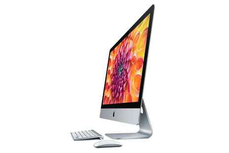 Wesellmac - Refurbished iMac 21.5 inch MD093LL/A Core i5, 8GB Slim Version with Apple Keyboard and Mouse With Free Delivery - Save 0%