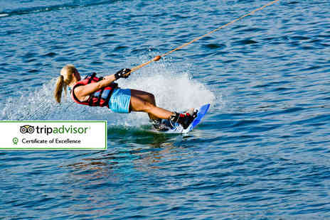 Loch Lomond Leisure Scotland - Waterskiing, wakeboarding or ringo rides - Save 33%
