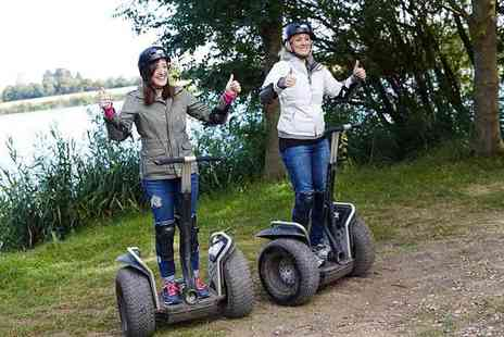 Segway Events - Segway experience for one, two or four - Save 44%