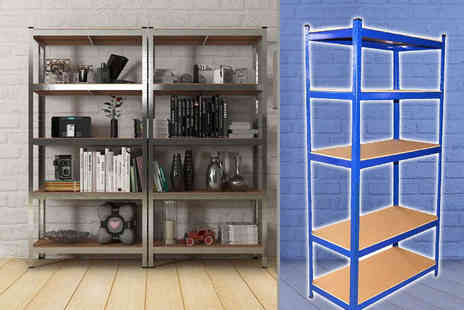 TLD Marketing - Five tier set of storage racking - Save 89%