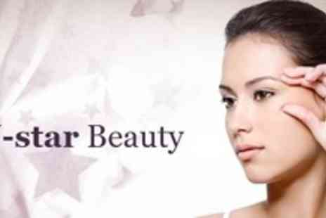 U Star Beauty - CACI Eye Treatment Plus Back,  Neck, and Shoulder Massage - Save 65%
