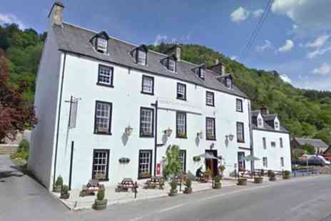 The Weem Inn - One or Two Nights Stay For Two With Breakfast - Save 46%