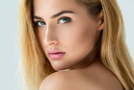 Look Lush Hair and Beauty Boutique - Semi permanent makeup for eyebrows - Save 68%