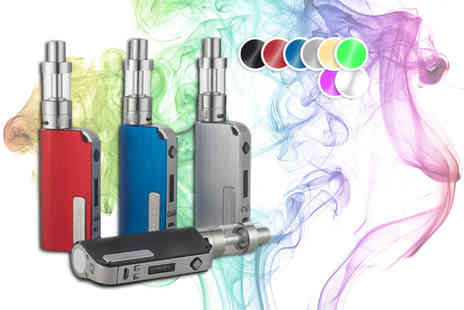 Toys Wizard - 40W Cool Fire IV vape choose from eight colours - Save 61%