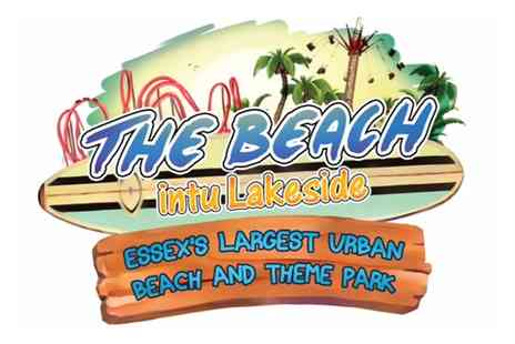 The Beach intu Lakeside - Entry and Activity Tokens to The Beach intu Lakeside on 15 July to 4 September - Save 0%