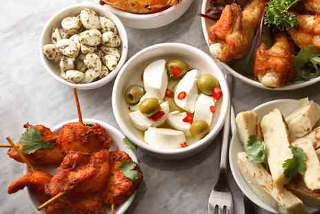 Brava Tapas Bar - Up to 12 Tapas with Sangria for Two or Four - Save 57%