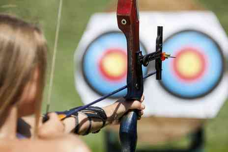 Targeted4All Events - 90 Minute Archery Experience for One or Two - Save 0%