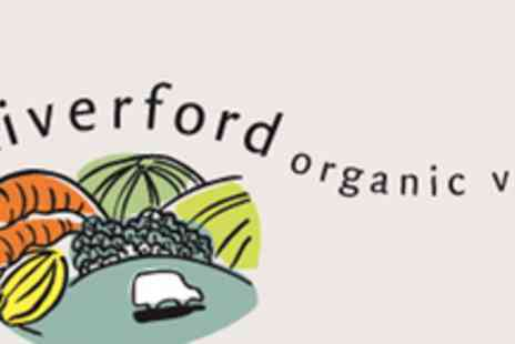 Riverford Organic - Riverford Organic £18 Instead Of £38.55 For Three Small Veg Boxes With Delivery - Save 53%