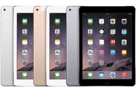 Goldboxdeals - Refurbished Apple iPad Air 2 64GB WiFi Plus 4G or 128GB Wi Fi Plus 4G With Free Delivery - Save 0%