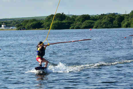 Wakelake - Childrens two hour school holiday wakeboarding session - Save 52%