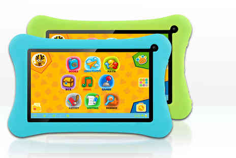 Tab Star - Kids Android tablet choose from blue and green - Save 60%