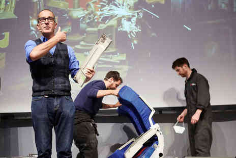 Grand Designs Live - One day tickets to the Grand Designs Live show on 19th to 23rd October - Save 38%