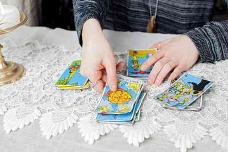 Andy Hopkins International Medium - 12 Month Email Tarot Reading - Save 77%