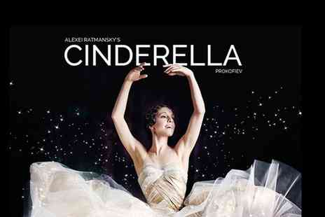 Raymond Gubbay - Cinderella by The Australian Ballet, Upper Circle Ticket on 20 to 23 July - Save 50%