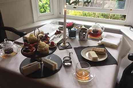 Risley Hall Hotel & Spa - Afternoon Tea with Tea Presentation for Two or Four - Save 47%