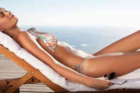 The Marrakech Spa - Brazilian or Hollywood Waxing with Optional Underarm Wax - Save 52%
