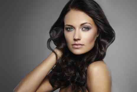 Elena Mason Hair Designs - Wash and Blow Dry with Optional Haircut - Save 21%