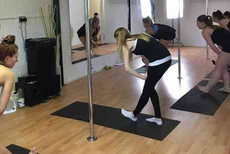 Superwoman Pole Dance - One or Three Pole Dance Classes for Beginners - Save 37%