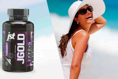 Jst Jodie - Jodie Marsh JGold Fitness Multivitamins and Minerals Two Month Supply - Save 50%