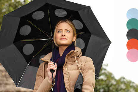 EasyLife Group - StayDry Windproof Umbrella - Save 56%
