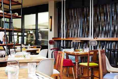 Atrium Kitchen - Three Course Meal with Prosecco for 2 - Save 48%
