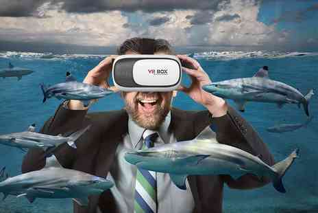 EF Mall - 3D virtual reality headset - Save 85%