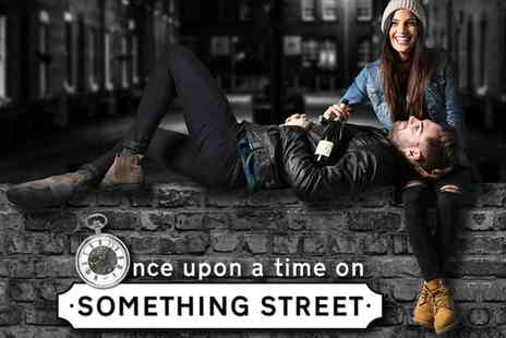 Once Upon A Time On Something Street - Ticket to Once Upon A Time On Something Street Show, Brighton Seafront From 15 To 31 July - Save 33%