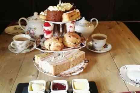 The Anchor Inn - Afternoon Tea with Prosecco for Two or Four - Save 36%