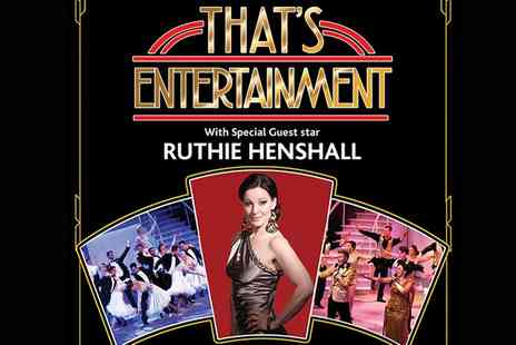 ATG Tickets - Thats Entertainment on 26 To 30 July, Aylesbury Waterside Theatre - Save 59%