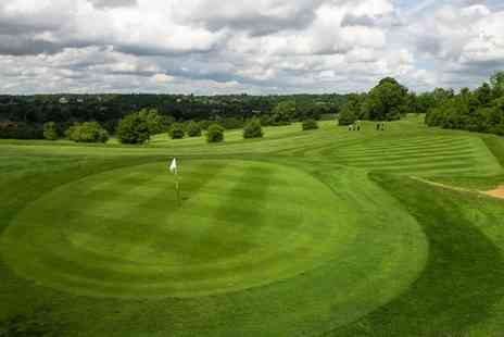 Crown Golf Academy Addington Court - Golf Lesson, Nine Holes and Unlimited Driving Range Balls - Save 58%
