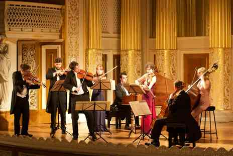 CMG Promotions - London Concertante Bach Brandenburg Concertos by Candlelight on 6 August - Save 44%