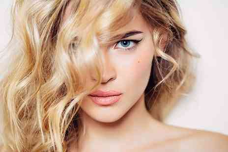Savvy Health Hair and Beauty - Cut, Wash and Blow Dry with Optional Full Head Colour - Save 44%