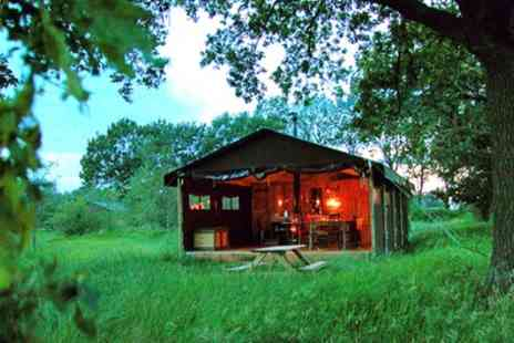 Feather Down - Three or Four Night Glamping Stay at Choice of Feather Down Farms - Save 26%
