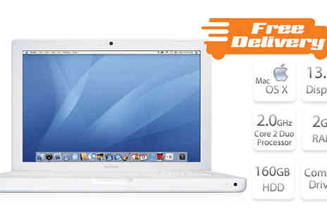 Portable Universe - Apple Macbook 13 Inch 160GB HDD Grade A Refurb - Save 50%