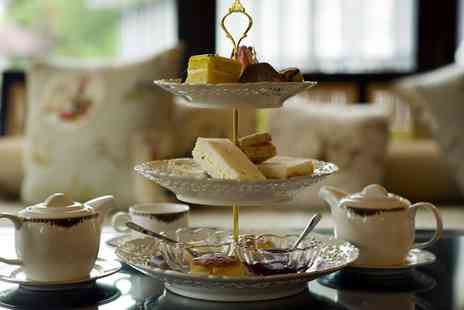 Britannia Hotel - Traditional or Sparkling Afternoon Tea for Two - Save 0%