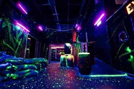 Laser Ace - Two Games of Laser Tag for Up to Four - Save 62%